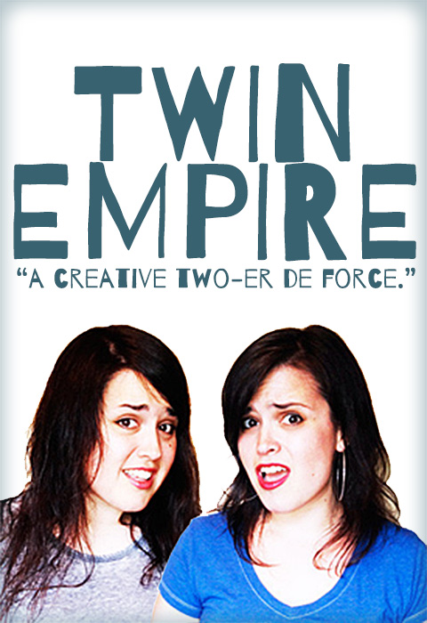 Twin Empire Poster