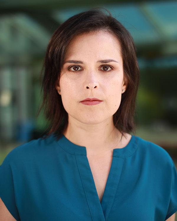 Rochelle Muzquiz dramatic headshot