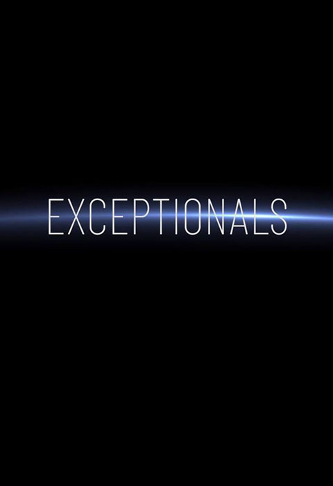 Exceptionals Series Poster