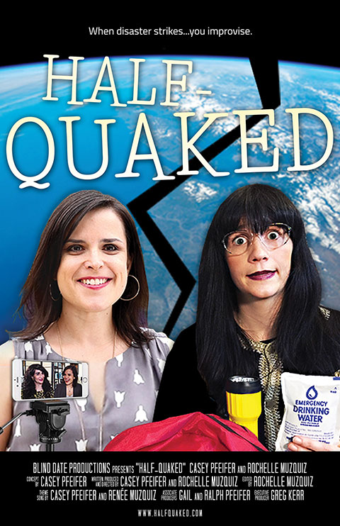 Half-Quaked Movie Poster