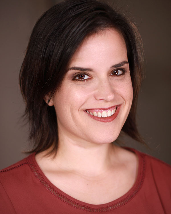 Rochelle Muzquiz commercial headshot